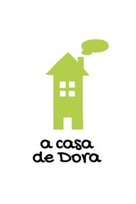 """Logotipo de """"A Casa de Dora"""""""